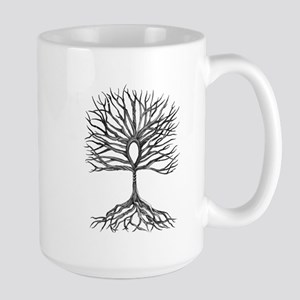 Ankh Tree of LIfe Mugs